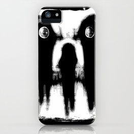 Sir Blackheart iPhone Case