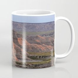 Sheep Mountain Table Catches Sunset Light Coffee Mug