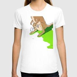 Next nature services T-shirt