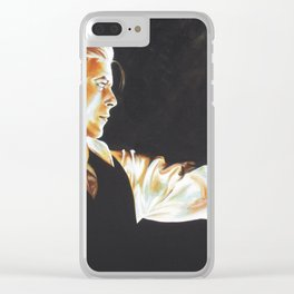 Station to Station Clear iPhone Case