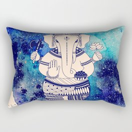 Shri Ganesha Rectangular Pillow