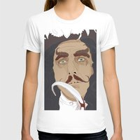 hook T-shirts featuring HOOK by Itxaso Beistegui Illustrations