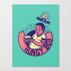HUNGY BOI Canvas Print