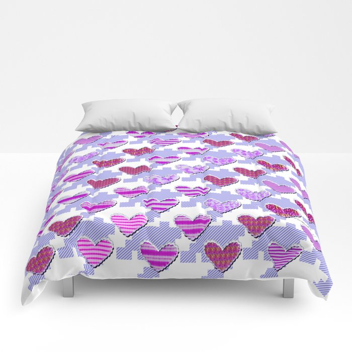 Sweetooth Love Comforters