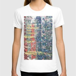 Graffiti art pattern print design T-shirt