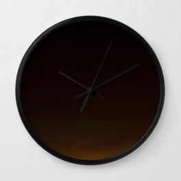 ~Late night photography~ Wall Clock