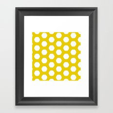 Paulsen Yellow Framed Art Print