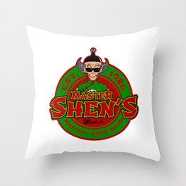 Shen Dojo Throw Pillow