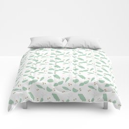 Garden Vegetable Comforters