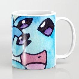 surrealist vaporeon Coffee Mug