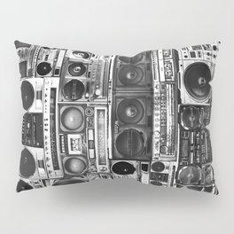 boombox apparel Pillow Sham