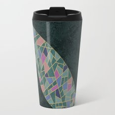 Geometric Marble 02 Travel Mug