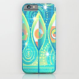 Art Deco Design iPhone Case