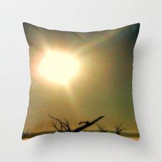 The Sebomai of Nature Throw Pillow
