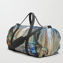 Wall Street Duffle Bag