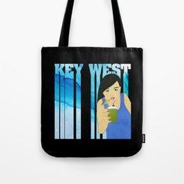 Drink Up in Key West Tote Bag