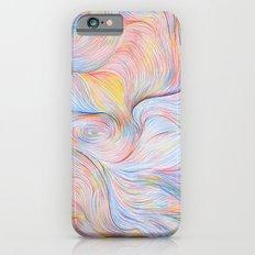 Wind I - Colored Pencil Slim Case iPhone 6s