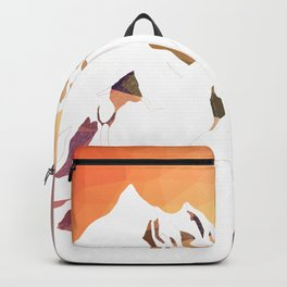 Golden Mountains Design Backpack