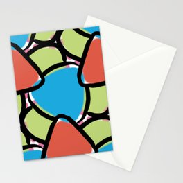 A New Kinda Supergraphics  Stationery Cards