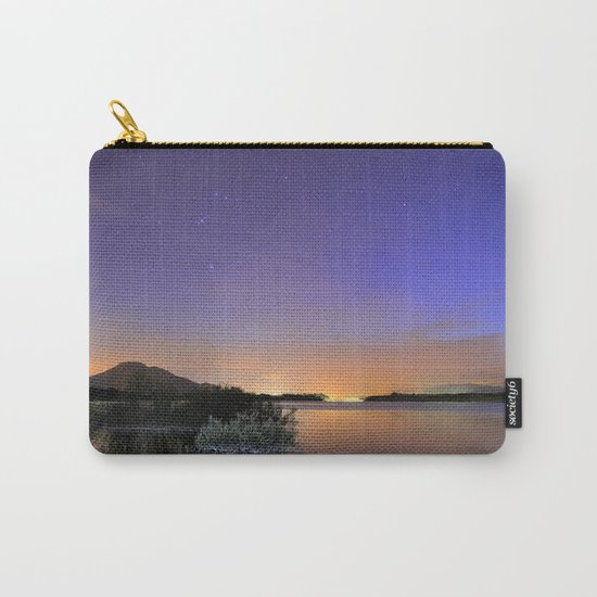 Venus, Orion, Taurus and the Pleiades Carry-All Pouch
