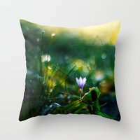 celestial Throw Pillows featuring Celestial by João Pedro de Almeida