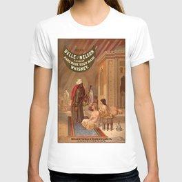 Vintage poster - Whiskey T-shirt