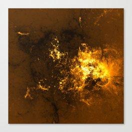 fractak world 9f Canvas Print