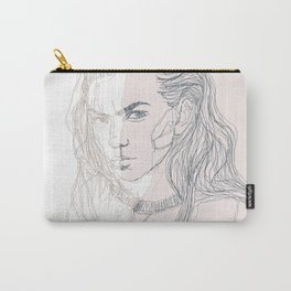 Paint me out to be Carry-All Pouch