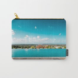 smimming pool in paradise Carry-All Pouch