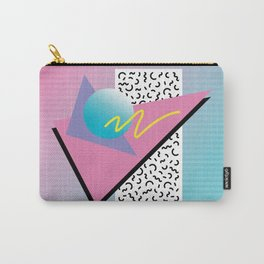 Memphis pattern 41 - 80s / 90s Retro Carry-All Pouch