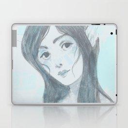 Mermaid (Blue) Laptop & iPad Skin