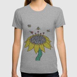 Bees at Work T-shirt