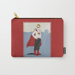 The Hero of Miami Carry-All Pouch