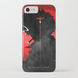 Cowboy Bebop iPhone Case