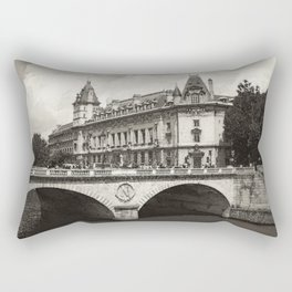 Pont Neuf Paris Rectangular Pillow