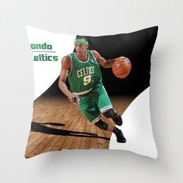 Rondo t-shirt Throw Pillow