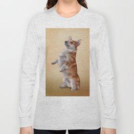 Dog breed Welsh Corgi Long Sleeve T-shirt