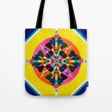 Compass, Palette 1 Tote Bag