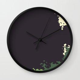 Camo 22 Wall Clock