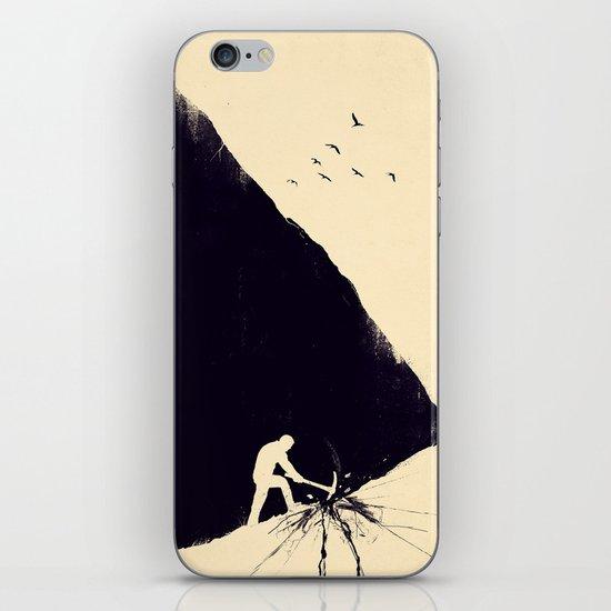 Freedom Seeker iPhone & iPod Skin