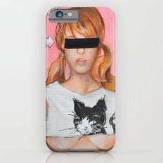 Here Kitty Kitty iPhone 6s Slim Case
