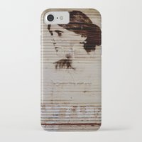 virginia iPhone & iPod Cases featuring Virginia Woolf by sustici