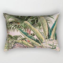 Paradisiacal tropical fantasy 02 Rectangular Pillow