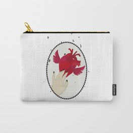 Set you free Carry-All Pouch