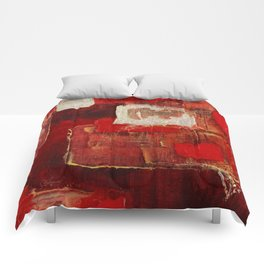Untitled No. 14 Comforters