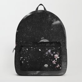 Floating soul in peace. Backpack