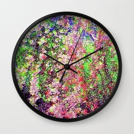 Weeping Chery Wall Clock