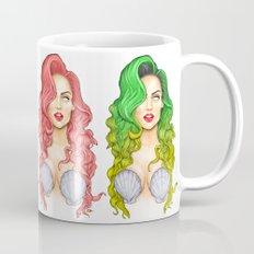 Jingle Bell Ball Artpop Mermaid  Mug