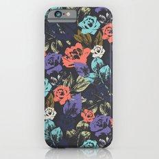 Midnight Garden Pop iPhone 6s Slim Case