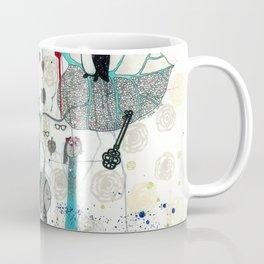 """Toucan and penguins"" Coffee Mug"